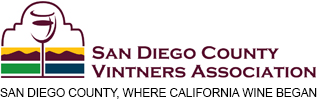 San Diego County Vintners Association (SDCVA) Logo